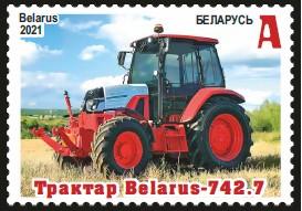 Machine building of Belarus 2021